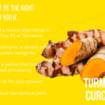 How to know if turmeric is the right color for your applcation