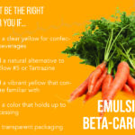 how to know if beta carotene is the right color for your application